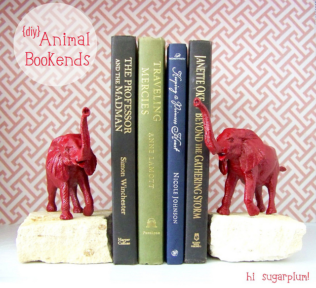 animalbookends