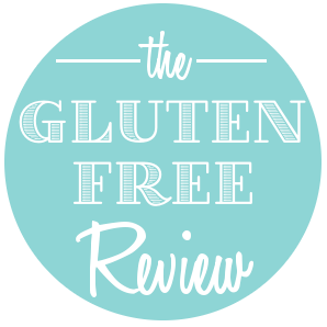 the gluten free review button