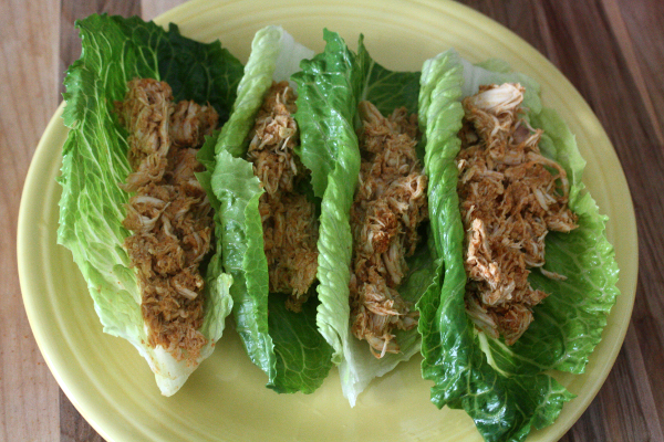 chicken lettuce tacos 3