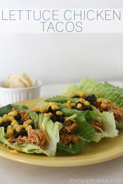 chicken lettuce tacos 5