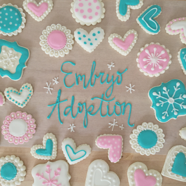 embryo adoption icing