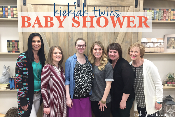 kieklak twins shower